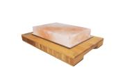Grilovací kámen z Himalajské soli - set