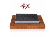 Set ke grilování na kameni - 4x