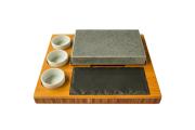 Grilovací lávový kameň model E