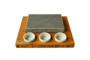 Grilovací kameň - lávový set model M